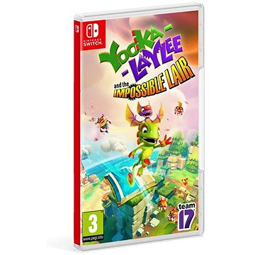 Yooka-Laylee and The Impossible Lair - Nintendo Switch (5056208804310)