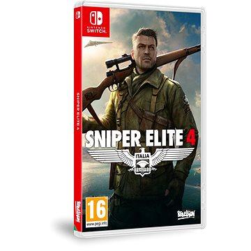 Sniper Elite 4 - Nintendo Switch (5056208808615)