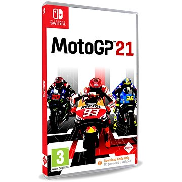 MotoGP 21 - Nintendo Switch (8057168502688)