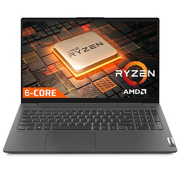 Lenovo IdeaPad 5 15ARE05 Graphite Grey kovový (81YQ00C9CK)