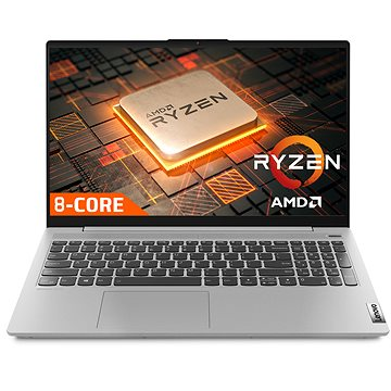 Lenovo IdeaPad 5 15ARE05 Platinum Grey kovový (81YQ00BUCK)