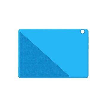 Lenovo Tab M10 HD Ochraný gumový obal + fólie (modrý) (ZG38C02778)