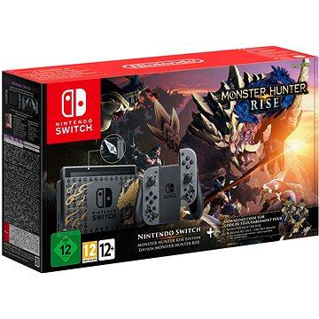 Nintendo Switch Monster Hunter Rise Edition (045496453381)