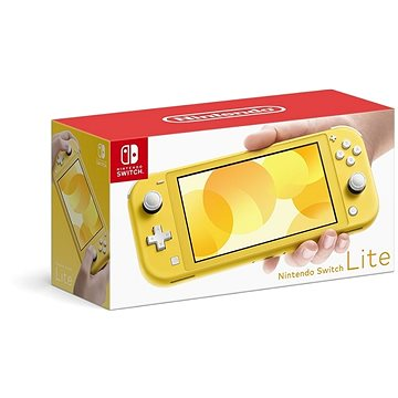 Nintendo Switch Lite - Yellow (045496452681)