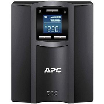 APC Smart-UPS C 1000VA LCD (SMC1000IC)
