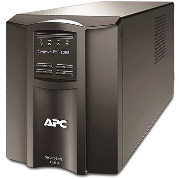 APC Smart-UPS 1500 VA LCD 230V se SmartConnect (SMT1500IC)