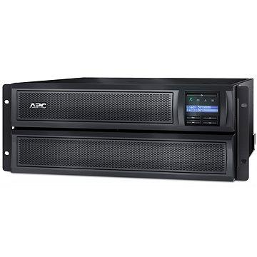APC Smart-UPS X 3000VA stojan/věž LCD 200-240V se síťovou kartou (SMX3000HVNC)