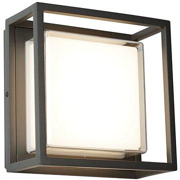 Searchlight - LED VenKovní nástěnné svítidlo OHIO 1xLED/12W/230V (113759)