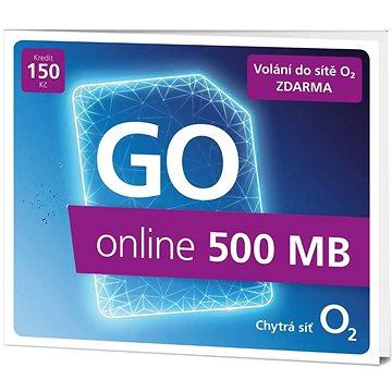 O2 Předplacená karta GO online ()