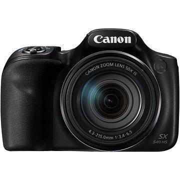 Canon PowerShot SX540 HS černý (1067C002)