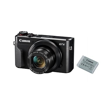 Canon PowerShot G7 X Mark II Battery Kit (1066C040)