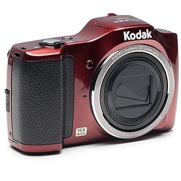 Kodak FriendlyZoom FZ152 červený (KOFZ152RD)