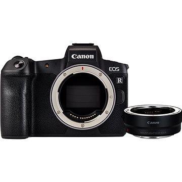 Canon EOS R tělo + EF-EOS R adaptér (3075C023)