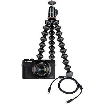 Canon PowerShot G7 X Mark III Webcam Kit černý (3637C002WK)