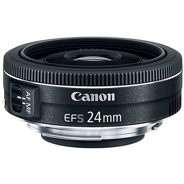 Canon EF-S 24mm f/2,8 STM (9522B005AA)