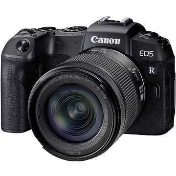Canon EOS RP + RF 24-105 mm f/4.0-7.1 IS STM (3380C133)