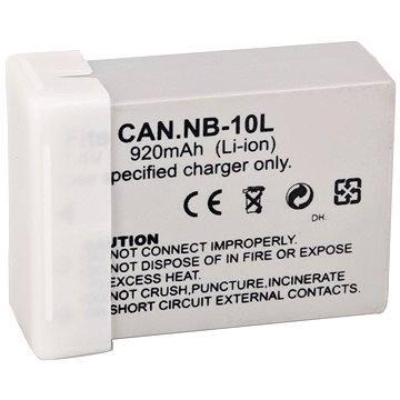 Canon NB-10L (5668B001AA)