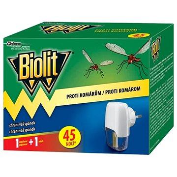BIOLIT elektrický odpařovač s náplní 27 ml (5000204919691)