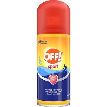OFF! Sport rychleschnoucí sprej 100 ml (5000204158670)