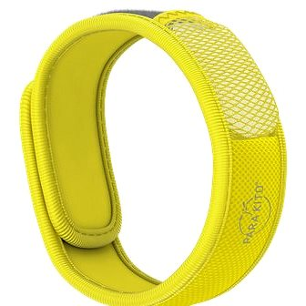 PARA'KITO náramek, žlutý + 2 náplně (8594179656691)