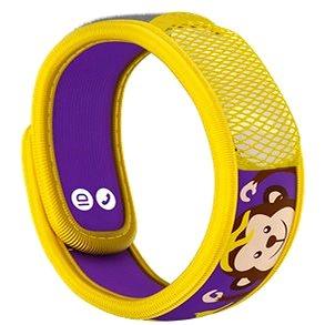 PARA'KITO dětský náramek, opička + 2 náplně (8594179656899)