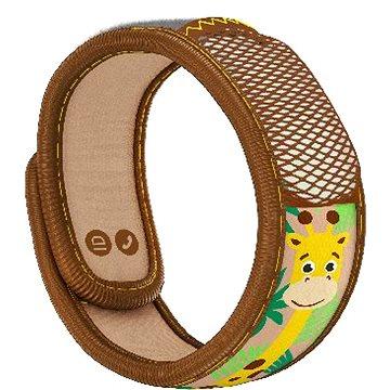 PARA'KITO dětský náramek, žirafa + 2 náplně (8594179656936)