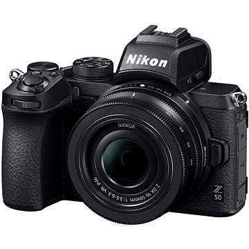 Nikon Z50 + 16-50mm (VOA050K001)