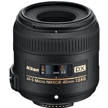 NIKKOR 40mm f/2.8G AF-S ED DX MICRO (JAA638DA)