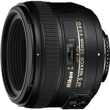 NIKKOR 50mm f/1.4G AF-S (JAA014DA)