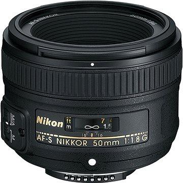 NIKKOR 50mm f/1.8G AF-S (JAA015DA)