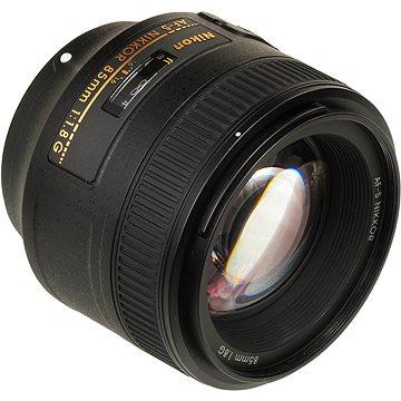 NIKKOR 85mm f/1.8 AF-S G (JAA341DA)