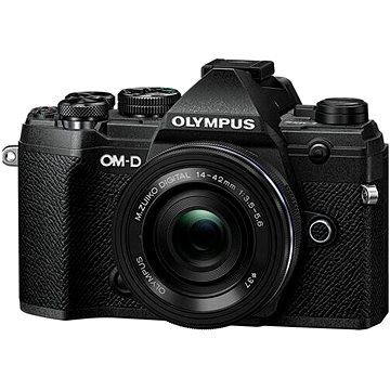 Olympus OM-D E-M5 Mark III + ED 14-42 mm f/3.5-5.6 EZ černý (V207090BE030)