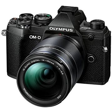 Olympus OM-D E-M5 Mark III + 14-150 mm II černý (V207091BE000)