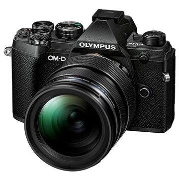 Olympus OM-D E-M5 Mark III + 12-40 mm PRO černý (V207090BE020)