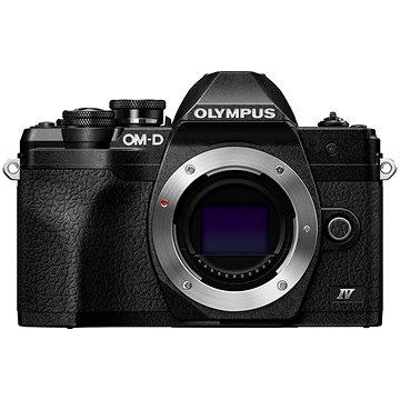 Olympus OM-D E-M10 Mark IV tělo černý (V207130BE000)
