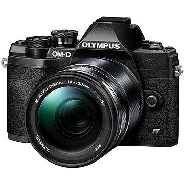 Olympus OM-D E-M10 Mark IV + ED 14-150 mm f/4,0-5,6 II EZ černý (V207133BE000)