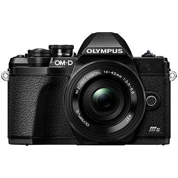 Olympus OM-D E-M10 Mark III S + ED 14-42 mm f/3.5-5.6 EZ černý (V207112BE000)