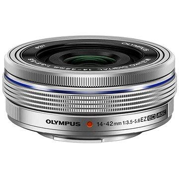 M.ZUIKO DIGITAL ED 14-42mm f/3.5-5.6 EZ silver (V314070SE000)