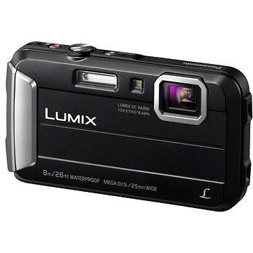 Panasonic LUMIX DMC-FT30 černý (DMC-FT30EP-K)