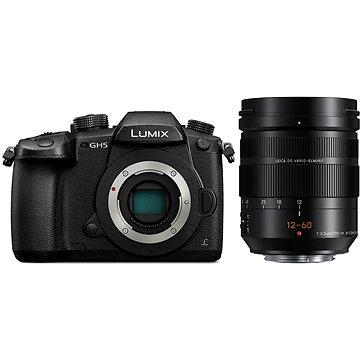 Panasonic LUMIX DMC-GH5 + Leica DG 12-60 mm f/2.8-4.0 (DC-GH5LEG-K)