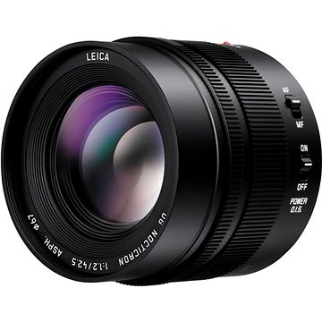 Panasonic Leica DG Nocticron 42.5mm f/1.2 (H-NS043E)