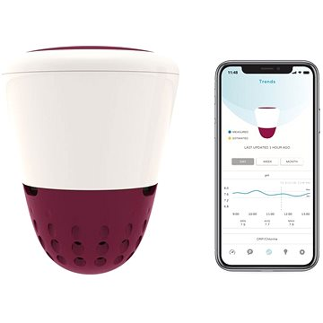 ONDILO ICO Spa – digitální tester vody ve vířivce 4 v 1, Wi-Fi + Bluetooth (OD-ICOSPAWIFI)