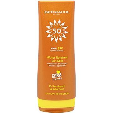 DERMACOL Sun Mléko na opalování SPF 50 flip - top 200 ml (8595003117678)