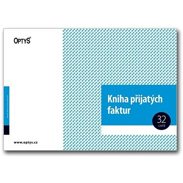 OPTYS 1009 Kniha přijatých faktur (1009)