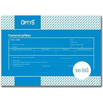 OPTYS 1051 Cestovní příkaz (1051)