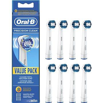 Oral-B náhradní hlavice Precision Clean 8ks (4210201094593)
