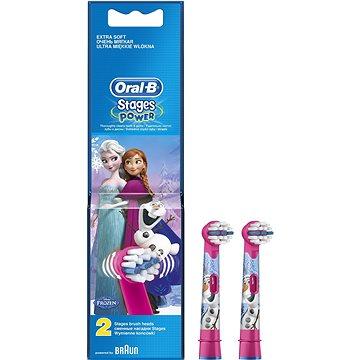 Oral-B Kids náhradní hlavice Frozen 2ks (4210201154792)