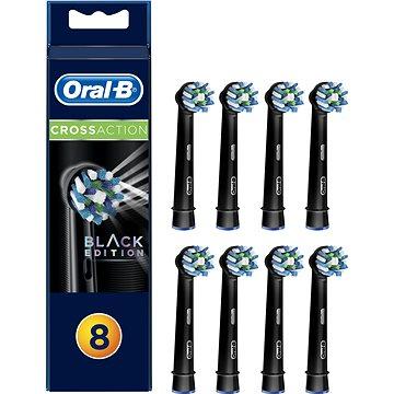 Oral-B náhradní hlavice EB50 CrossAction Black 8ks (4210201218029)