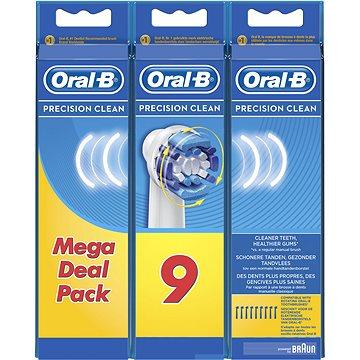 Oral-B náhradní hlavice Precision clean 9ks (4210201066798)