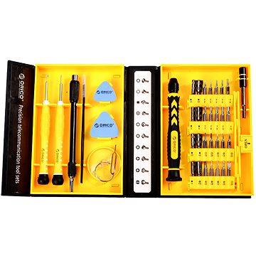 ORICO ST2 Screwdriver Set 28in1 Yellow (ORICO ST2-BK)